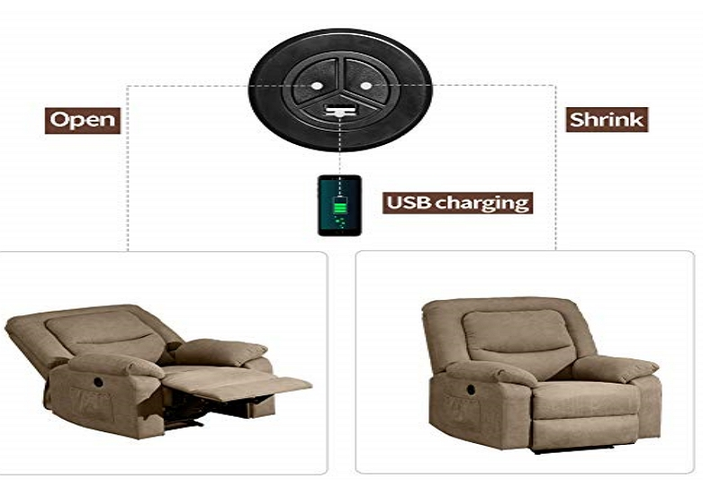 How to Charge Power Recliner Chair