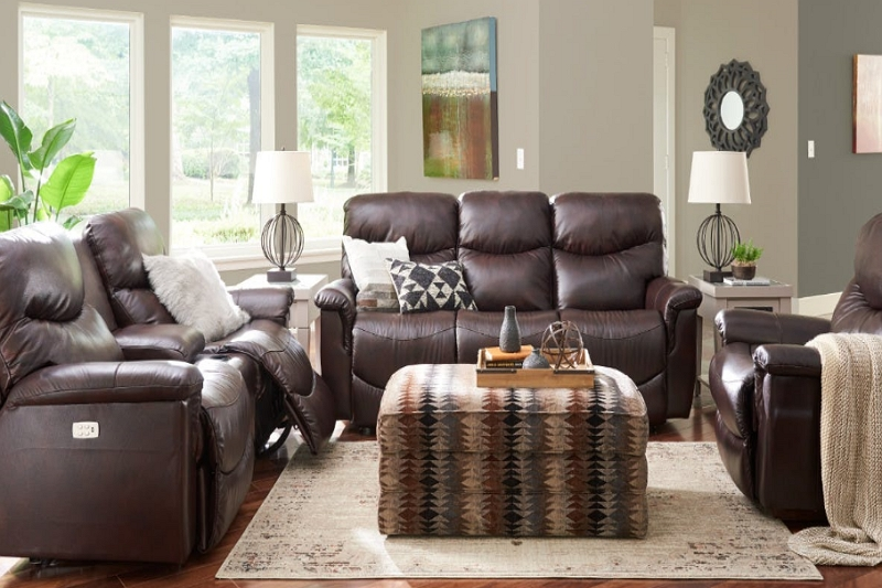 how best to arrange two recliner chairs together