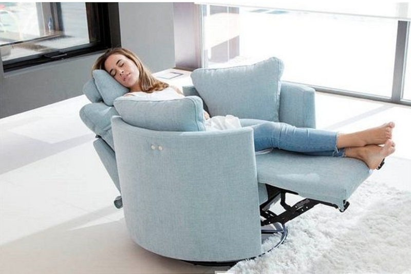 Sleep While Using Your Recliner