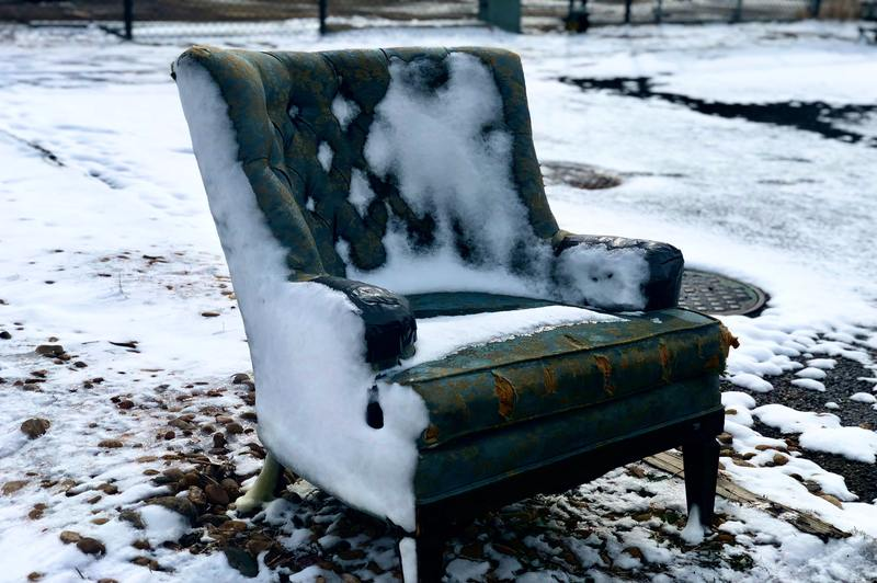 how much fabric to reupholster a chair