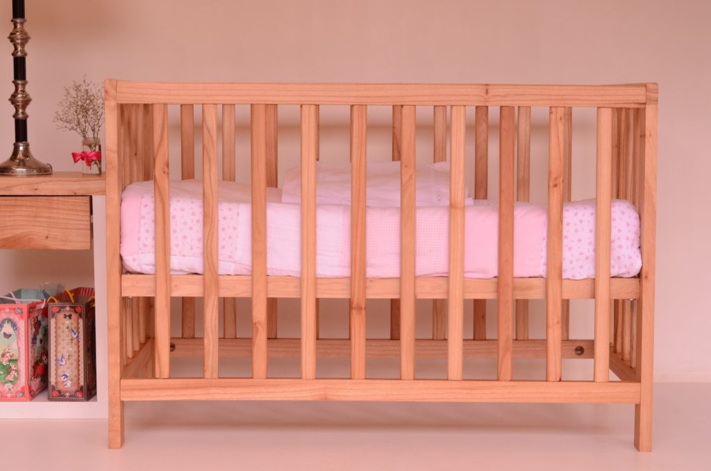 how to make a baby bed