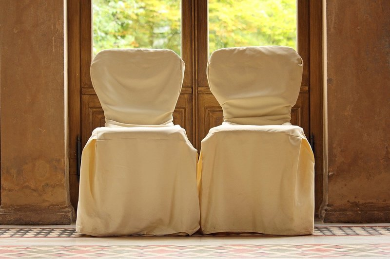 how to make a slipcover for a chair