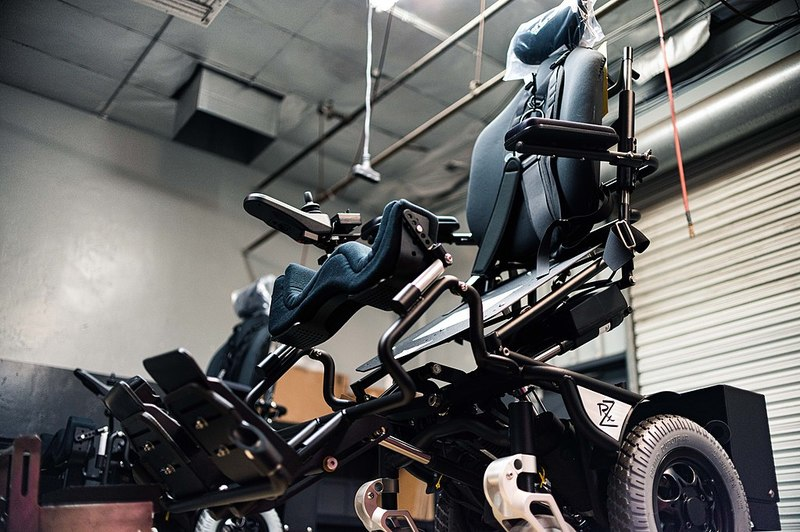 how to reset a power chair