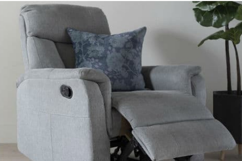 how does a wall hugger recliner work