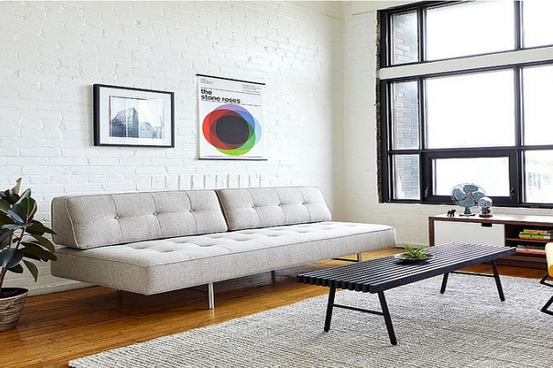 What Color Recliner Goes With Gray Couch