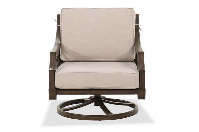 How to Fix Patio Aluminum Swivel Chairs