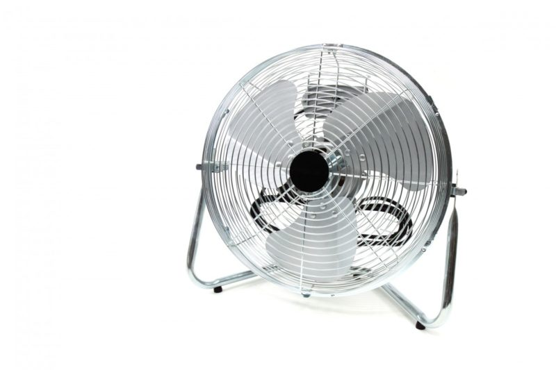 How many fans equal air conditioner