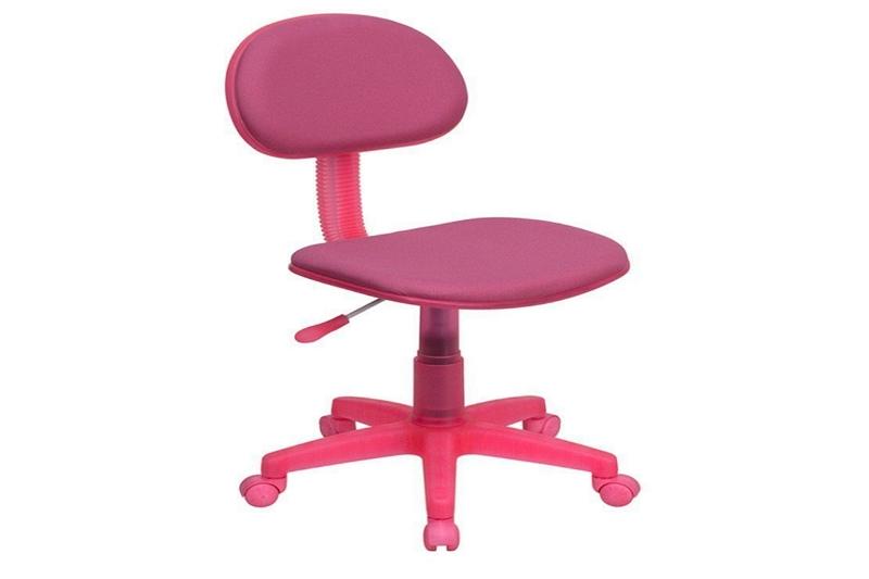 DIY Swivel Desk Chair for Kids