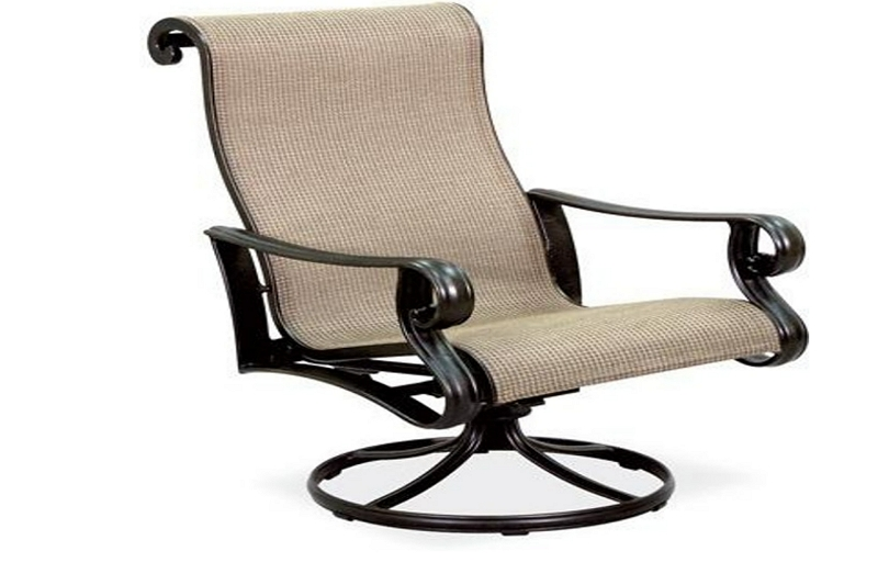 How to Remove a Swivel Base from Patio Chairs