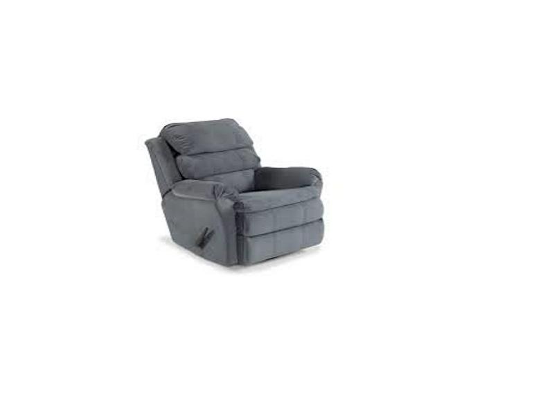 Bob-O-Pedic Swivel Chair