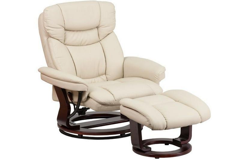 Latitude Run Eudy Manual Swivel Recliner Chair