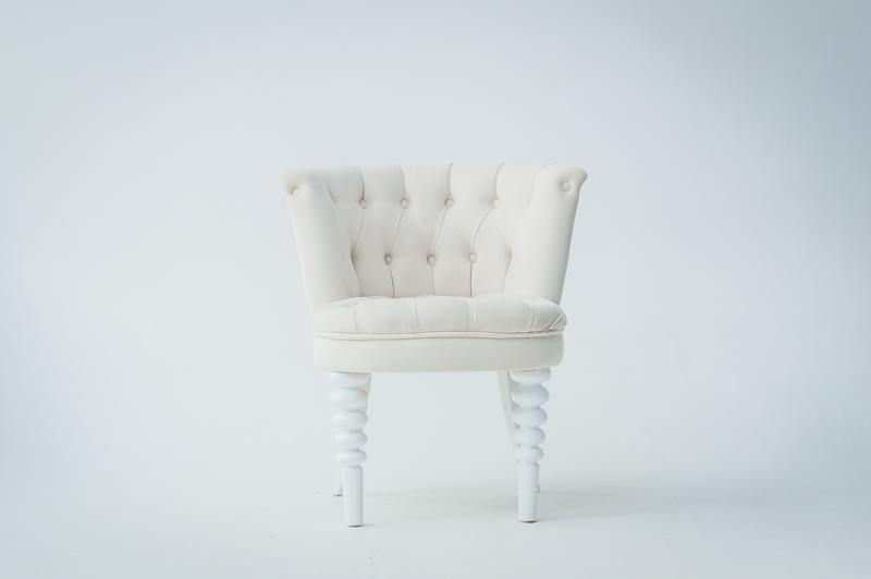 how to clean white leather chair