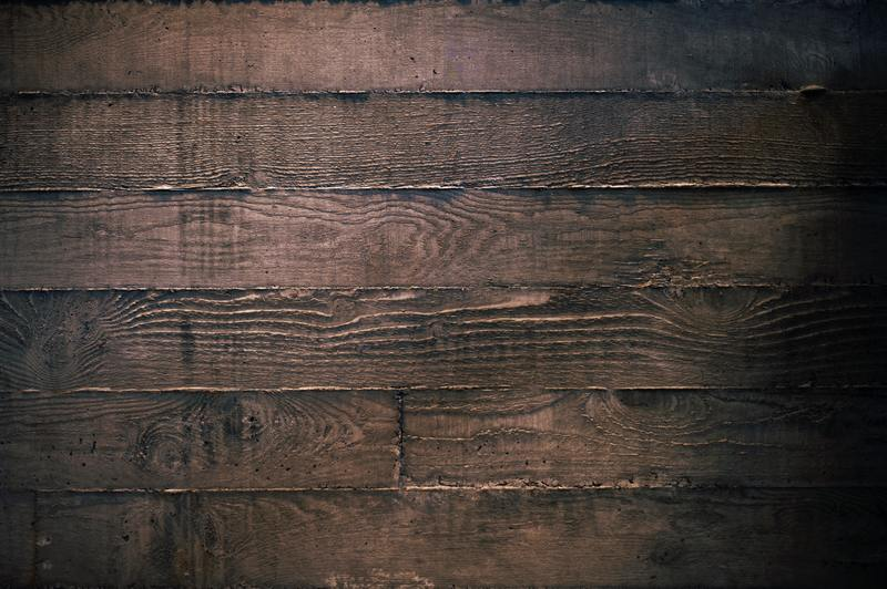 how to refinish water damaged wood