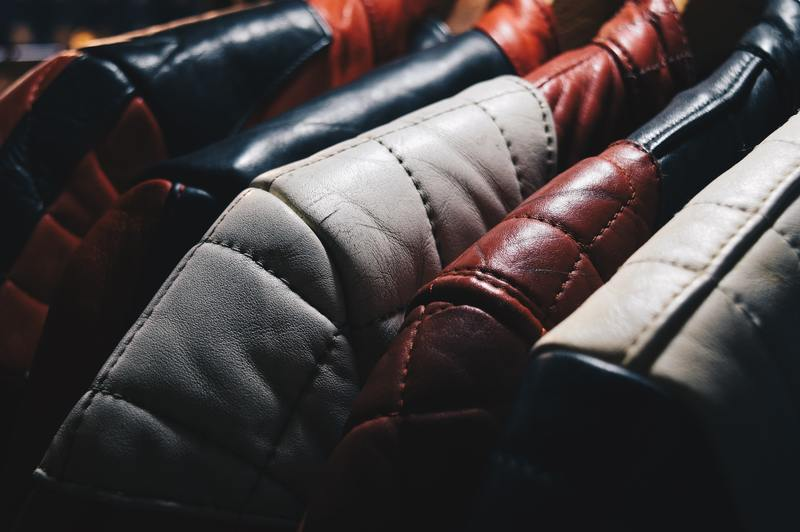 how to repair water damaged leather