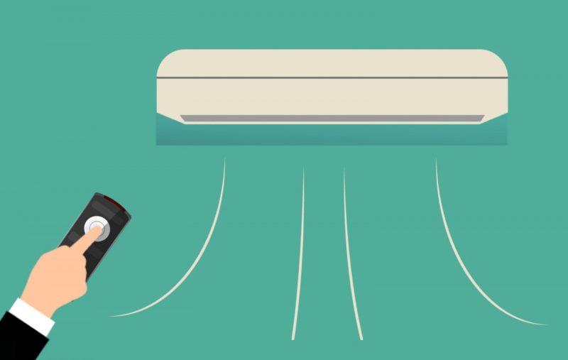 how to reset Frigidaire air conditioner