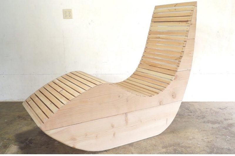 How to Make a Wooden Recliner Chair