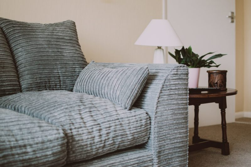 what size is a two cushion loveseat bed