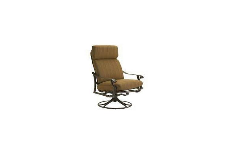 Tropitone Montreux Swivel Chair