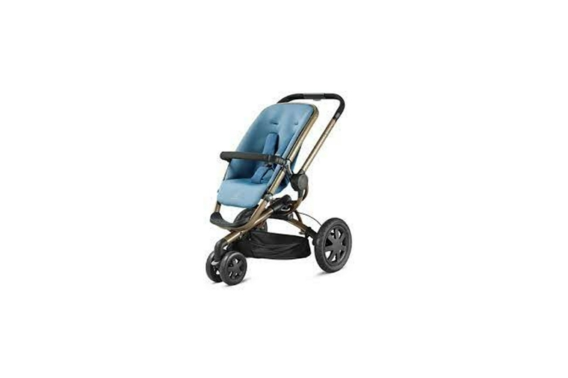Adjust Straps on a Quinny Buzz Stroller