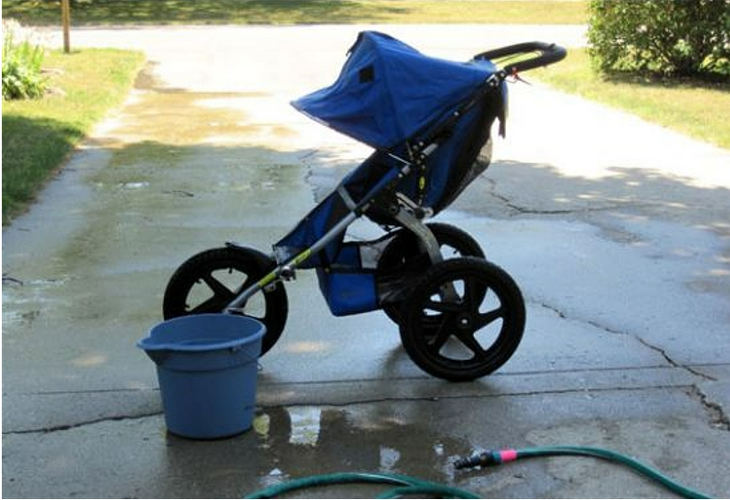 Clean Your Stroller
