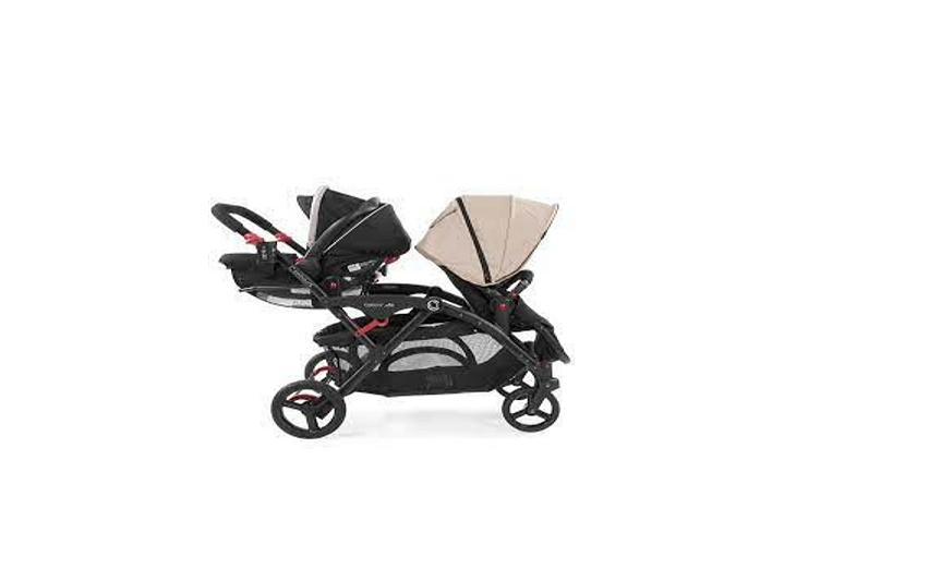 Click Connect Stroller Assembly Instructions