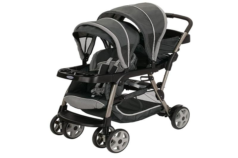 Graco Ready to Grow Double Stroller