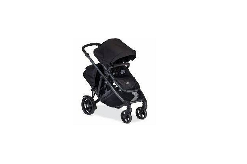 Guide to Closing Britax B Ready Double Stroller