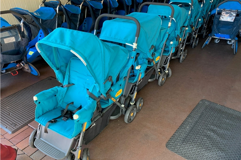 How Much Does It Cost to Rent a Stroller at Disneyland?