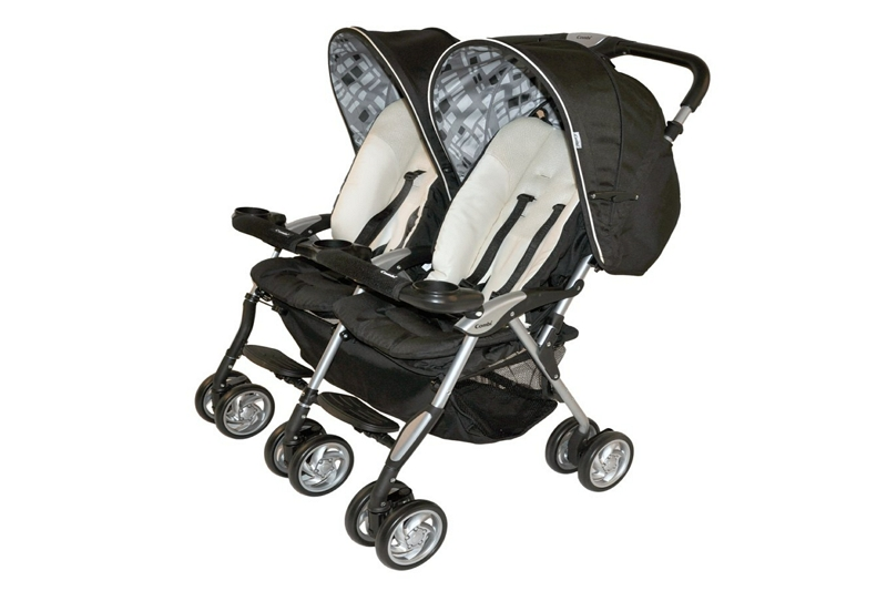 How to Assemble a Combi Double Stroller