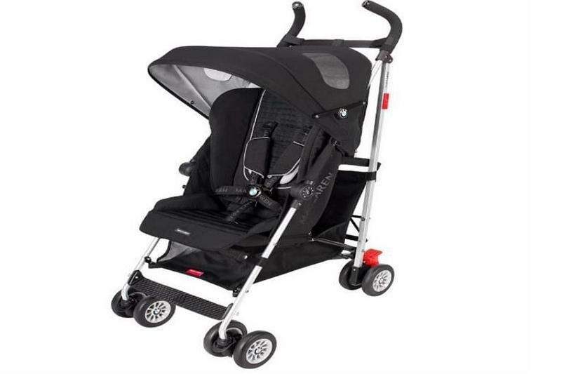 How to Assemble a Maclaren Stroller