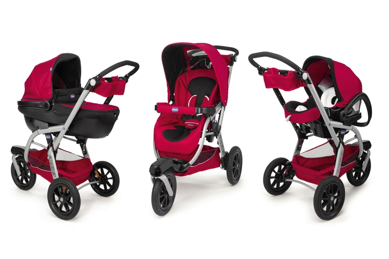 How to Assemble the Chicco Activ3 Stroller