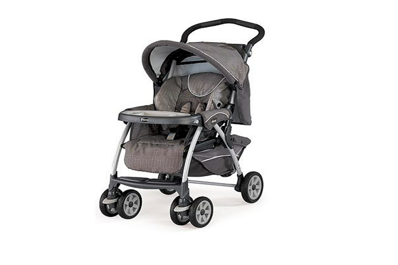 How to Assemble the Chicco Stroller