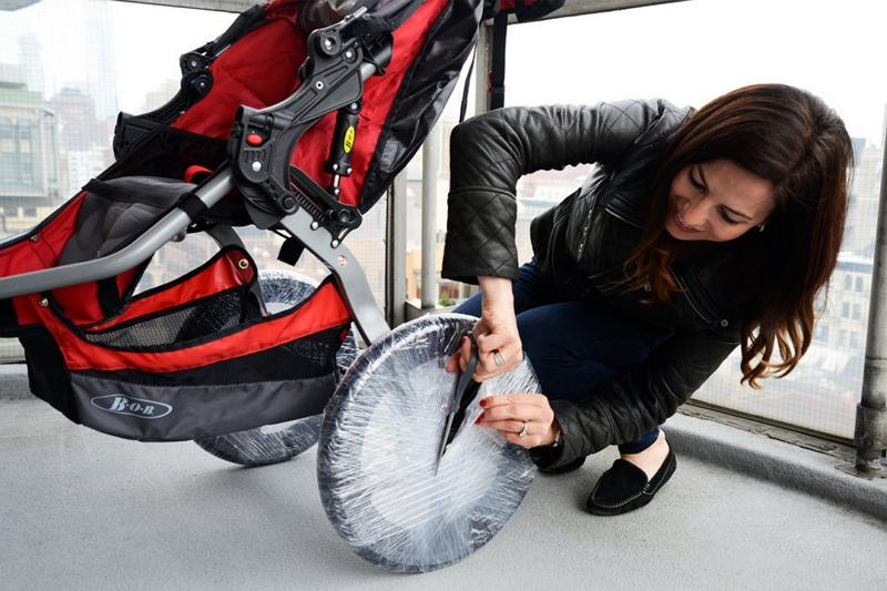 How to Clean an Umbrella Stroller