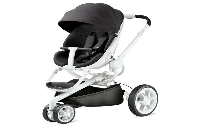 How to Close a Quinny Moodd Stroller