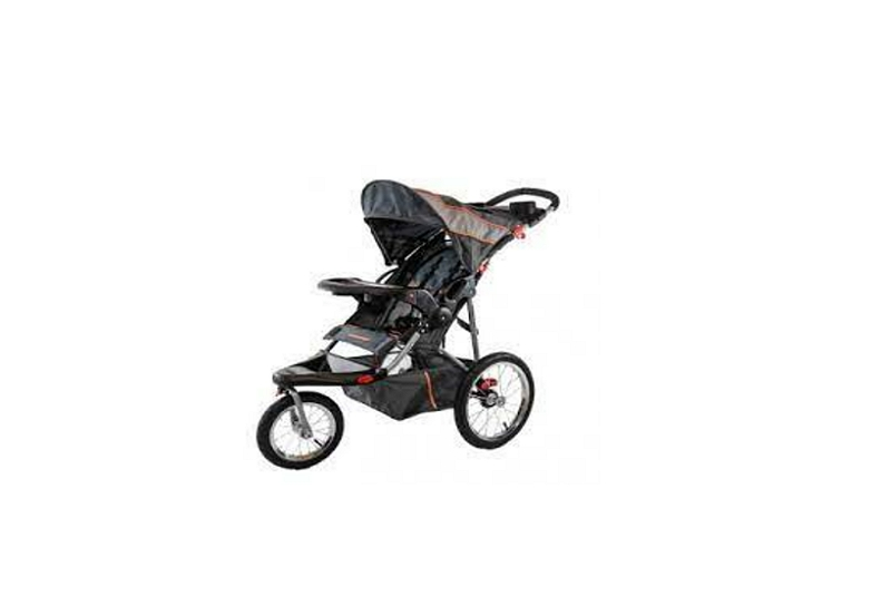 How to Collapse a Baby Trend Expedition Stroller