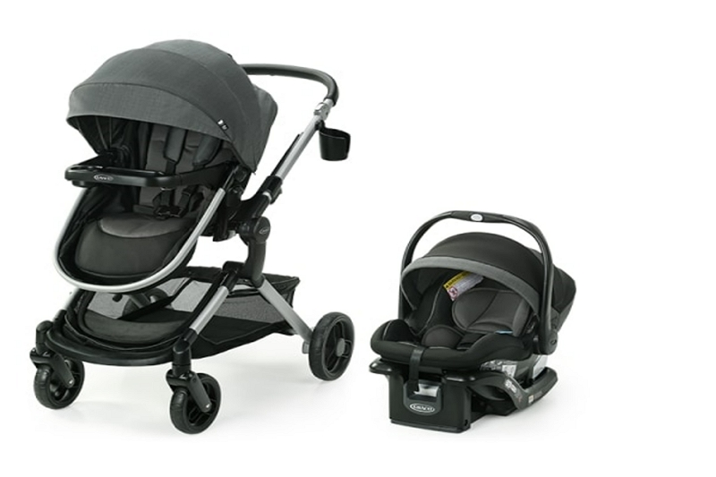 How to Collapse a Graco Modes Nest Stroller