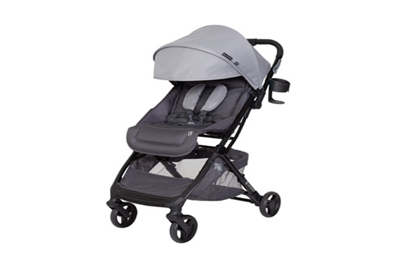 How to Collapse the Tango Baby Trend Stroller