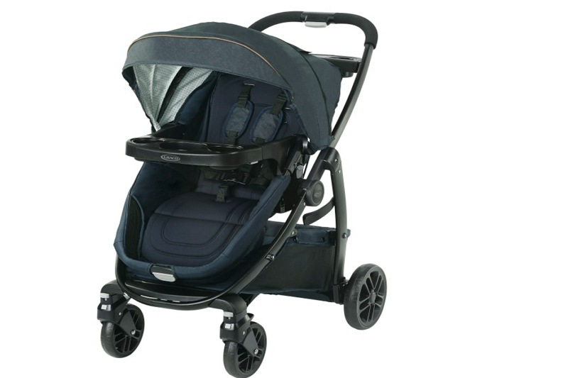 How to Convert a Graco Stroller to a Bassinet