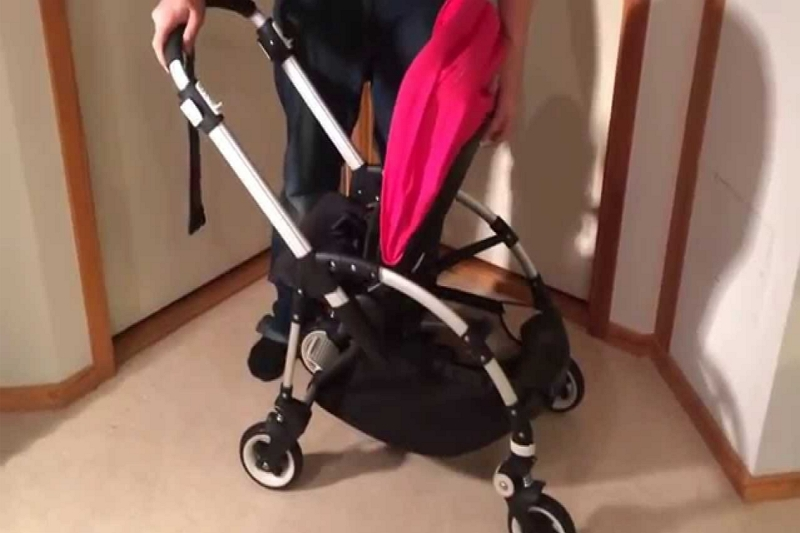 How to Easily Remove the Bugaboo Bee Harness