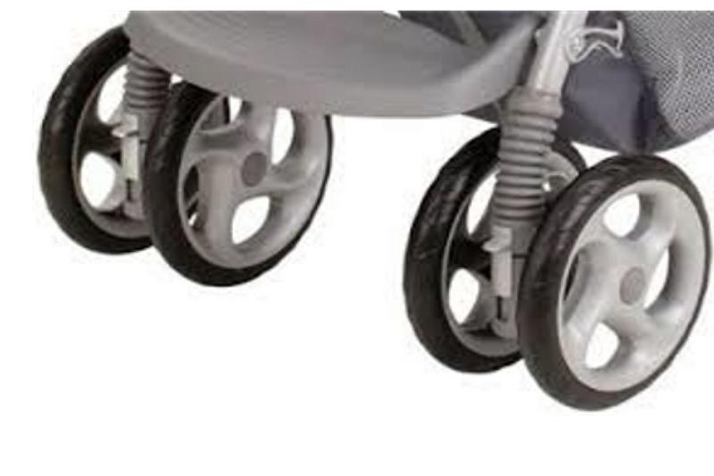 How to Fix a Duoglider Stroller Wheel