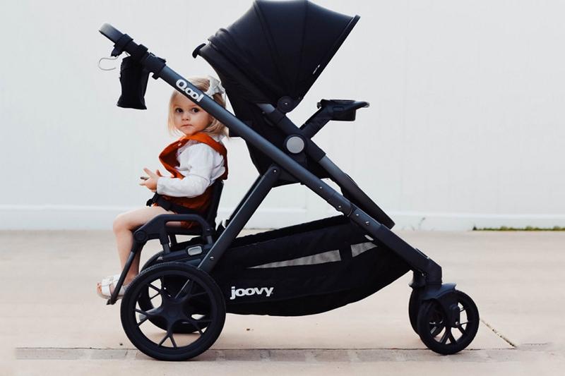 How to Fold Your Joovy QOOL Stroller