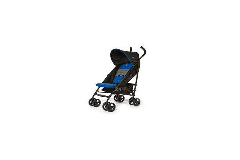 How to Fold a Joie Nitro Stroller
