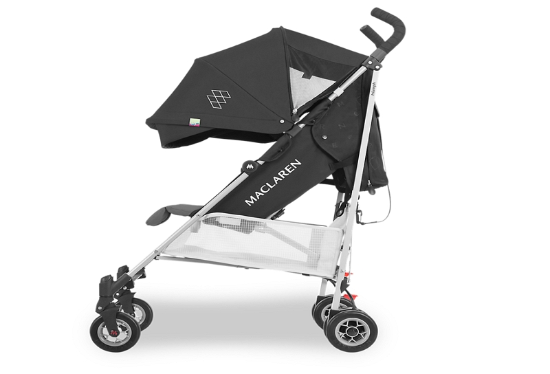 How to Fold a Maclaren Triumph Stroller