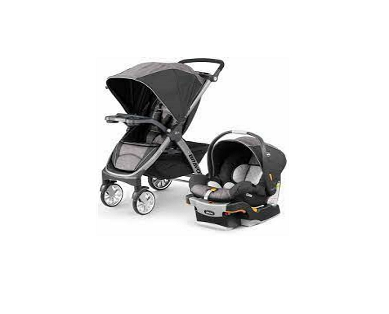 How to Install a Carrier in a Chicco Stroller