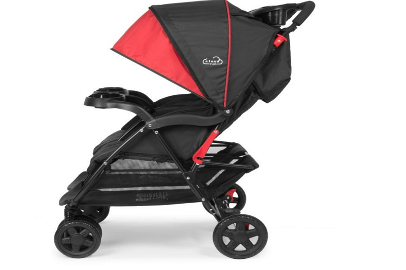 How to Open Kolcraft Double Stroller