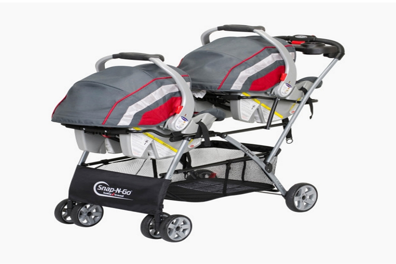 How to Open a Baby Trend Twin Stroller