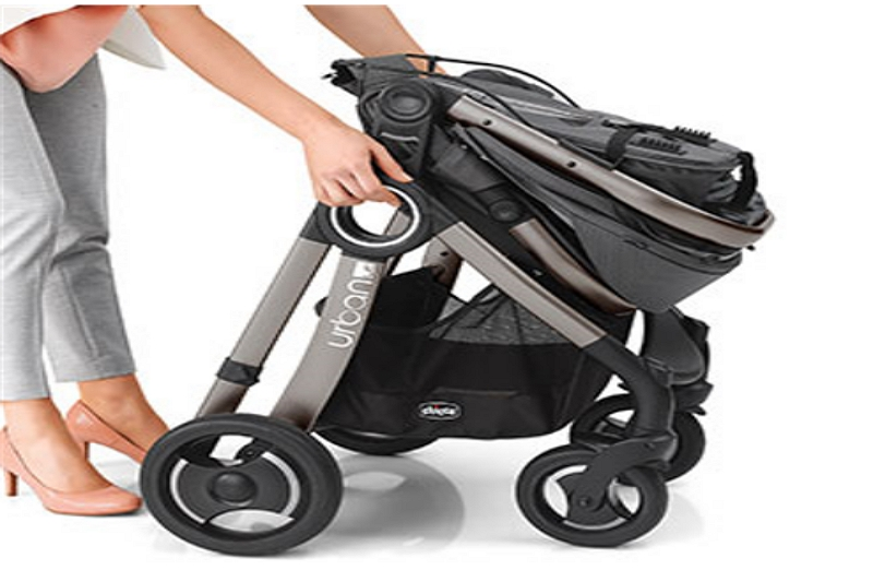 How to Open a Chicco Stroller