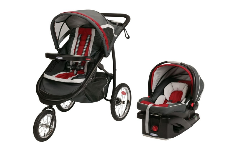 How to Open a Graco 2 in 1 Stroller