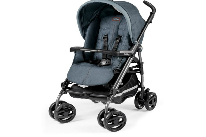 How to Open a Pliko P3 Stroller