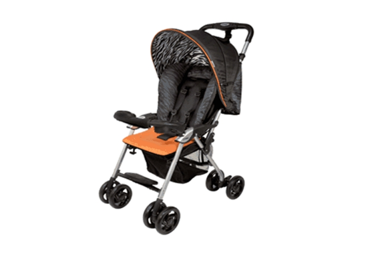 How to Open the Combi stroller
